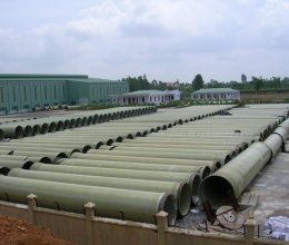 FRP PIPE AND FITTING